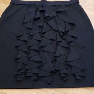 Alfani Pencil Skirt with Ruffles